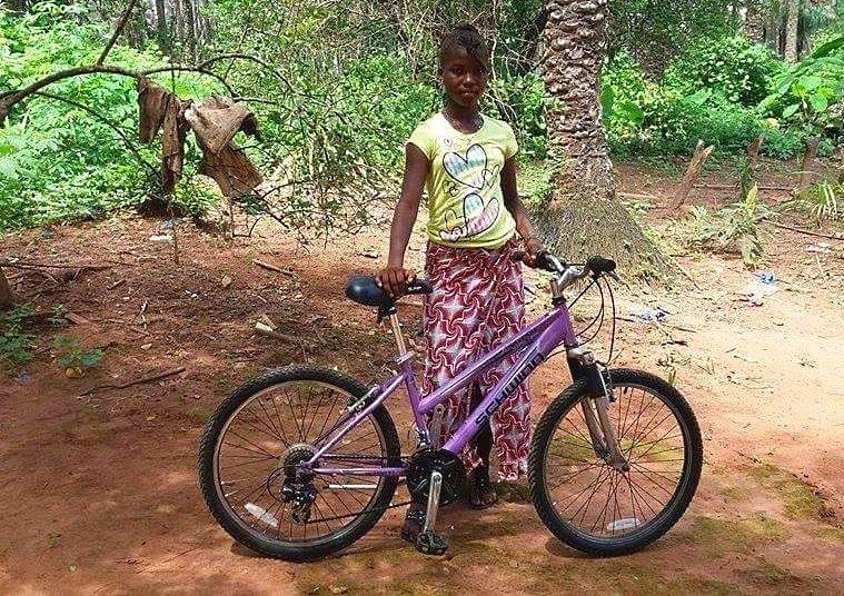 Bicicletas para estudiar