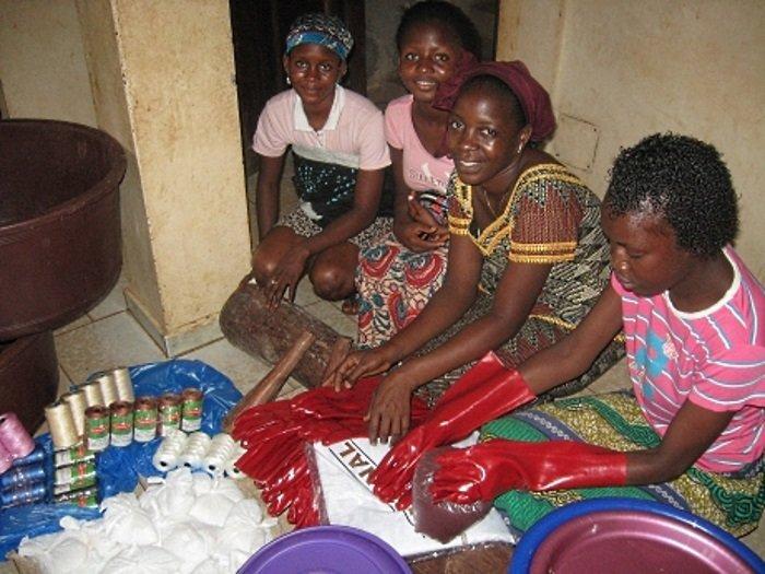 taller mujeres Guinee